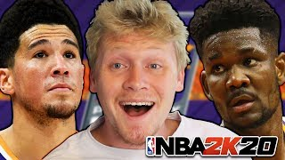 REBUILDING THE PHOENIX SUNS! NBA 2K20