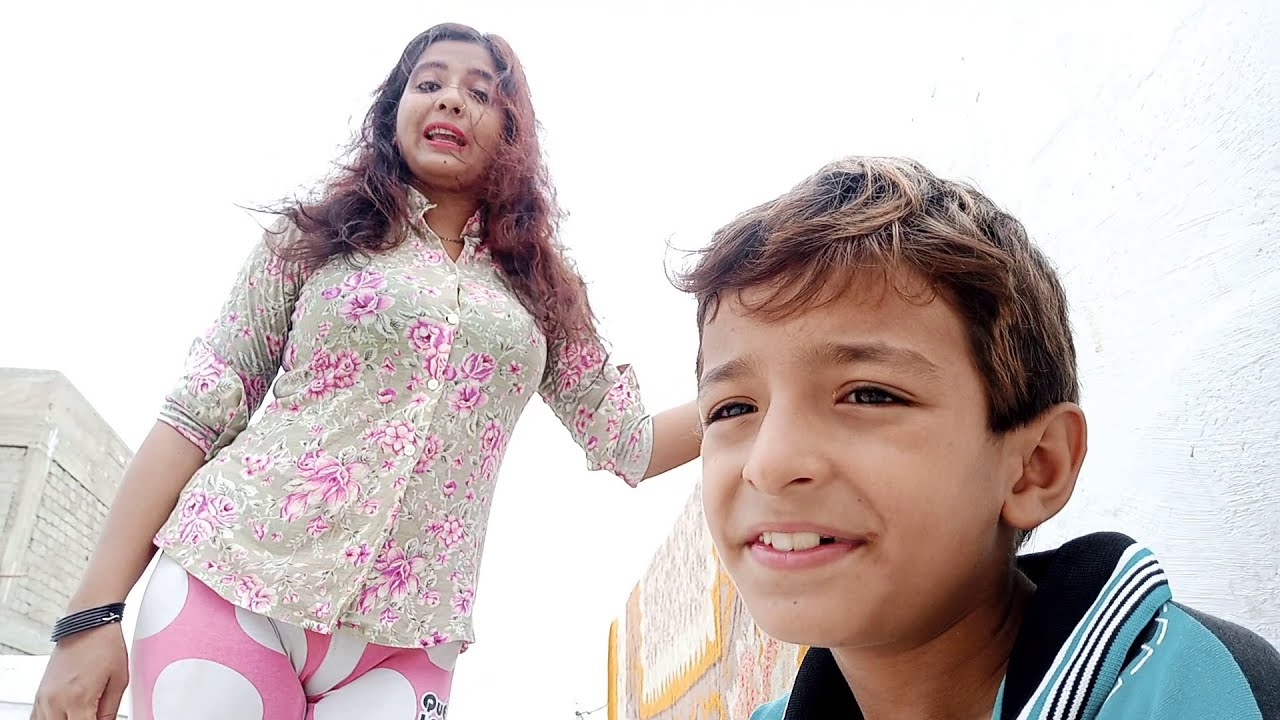 my daily vlog house wife Noreen bhabi with my son