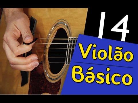 Aula 02 - Curso de violão para iniciantes (com apostila) de YouTube · Duração:  7 minutos 30 segundos