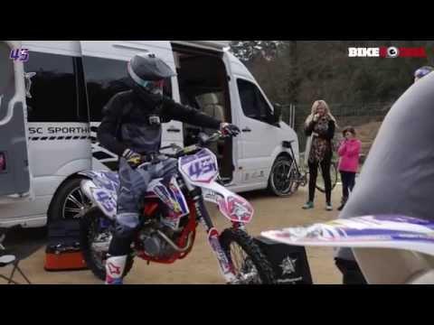 The Real Scott Redding - Episode 1  Bike Social  - YouTube