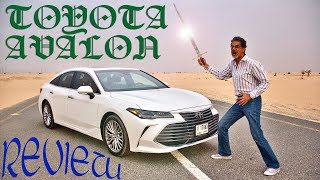 2018 Toyota Avalon Review -