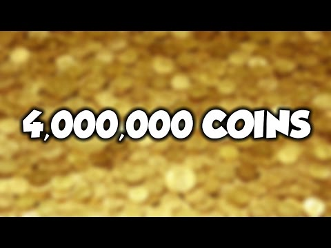 Blitz Survival Games - Spending 4 Million Coins!