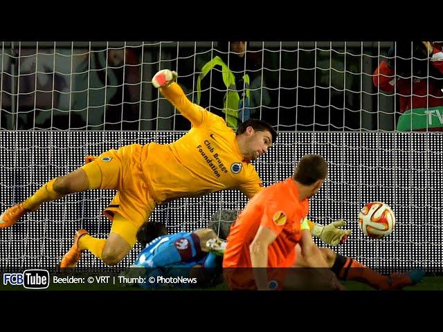 2014-2015 - Europa League - 09. Groep B Match 5 - Torino - Club Brugge 0-0