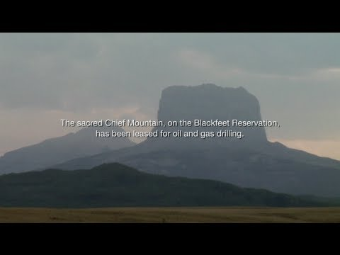 Chief Mountain Leased For Oil and Gas Development