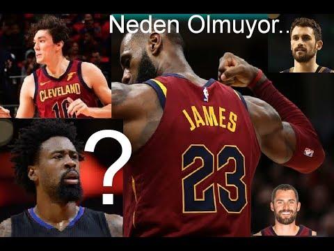 Cleveland Cavaliers Savunması Neden Kötü ?(videolu anlatım) Cedi Osman, Takas Dedikoduları(Daj)