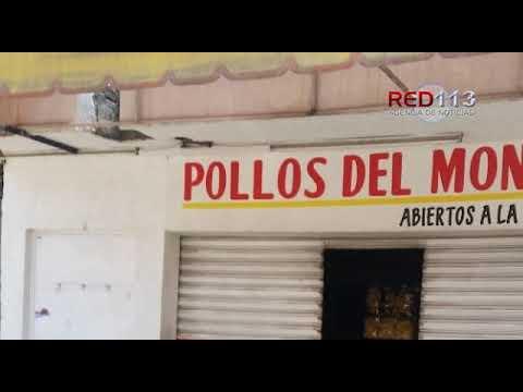 VIDEO Muere empleado de pollería en Jesús del Monte, Morelia