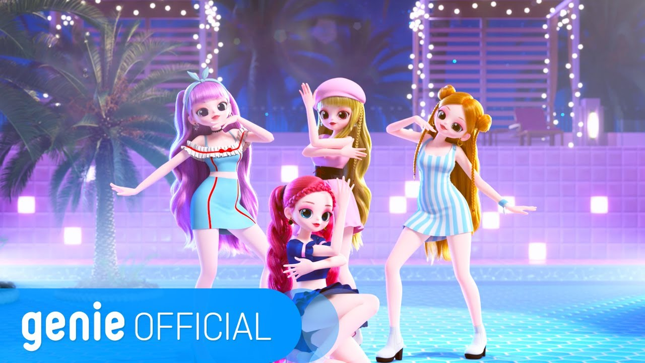 룰루팝, 데이지 LULUPOP, DAISY - Summertime Magic Official M/V