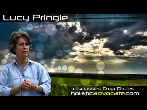 Author, Lecturer, Photographer and Authority on Crop Circles - Lucy Pringle is interviewed.