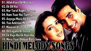 Hindi Melody Songs   Superhit Hindi Song   kumar sanu, alka yagnik & udit narayan   #Musically