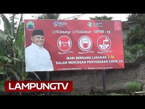 Relawan Covid-19 Lampung Selatan Bukan Cuma Jarkoni