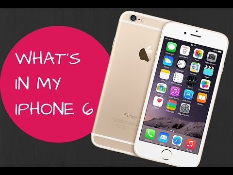 What's in my Iphone #6? (Italiano) - CornerCurvy