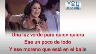 """KARAOKE ISABEL PANTOJA """"EL MORENO"""""""