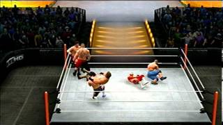 Royal Rumble 30 Man - Road To Wrestlemania 29 - WWE 2013 - Gameplay