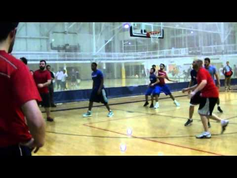 Turkey Vs Greece GATECH Intramural Graduate League 2nd Half
