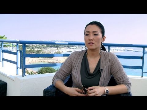 Gong Li says cinema force for change in China
