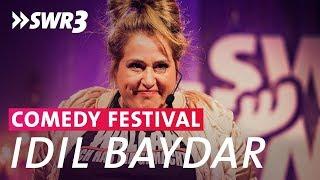 Best Of Idil Baydar beim SWR3 Comedy Festival 2018