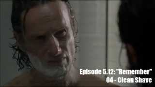 The Walking Dead - Season 5 OST - 5.12 - 04: Clean Shave
