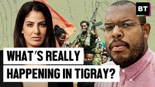 Crisis In Ethiopia: What the Media Isn't Telling You About the War In Tigray