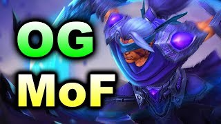 Commentary by ODPixel Fogged DOTA 2 OG vs MidOrFeed - Road to the M...