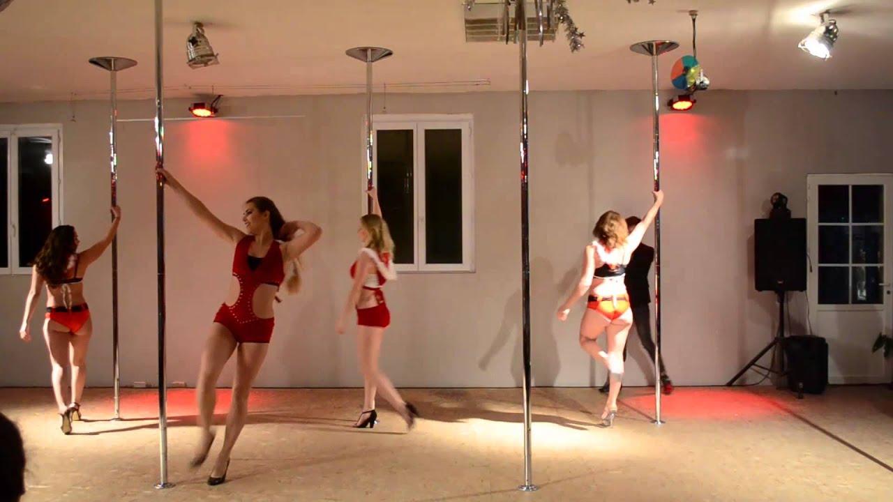 pole dance auxerre