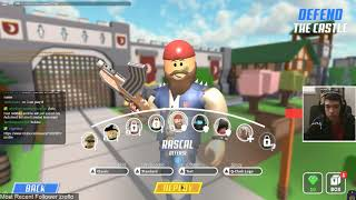First Time/Session of Q-CLASH | Oh Well (ROBLOX) Part 3