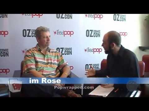 Interview (pt2) with Tim Rose (Admiral Akbar) from Star Wars [PopWrapped & Komodo Music]