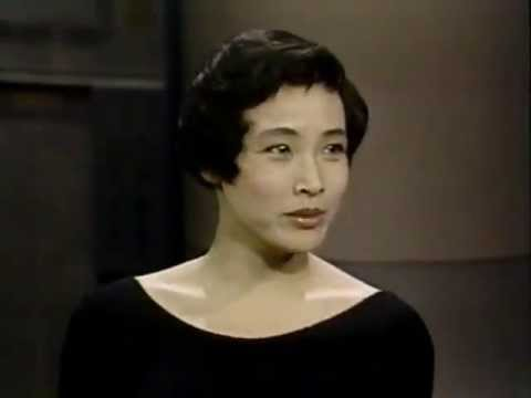 Joan Chen on Late Night 1988