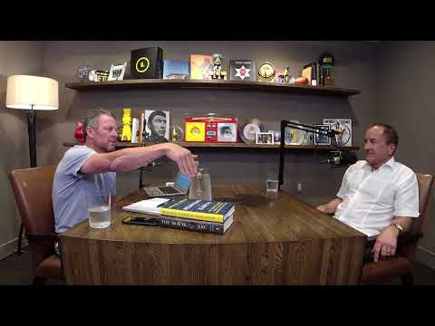 Michael Shermer on The Forward Podcast with Lance Armstrong