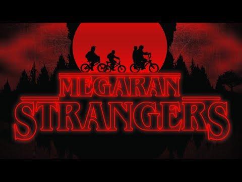 STRANGER THINGS RAP ▸ Mega Ran - Strangers (Full Album)