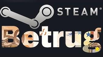 So kann man 900€ Steam Betrügern 1h Zeit klauen