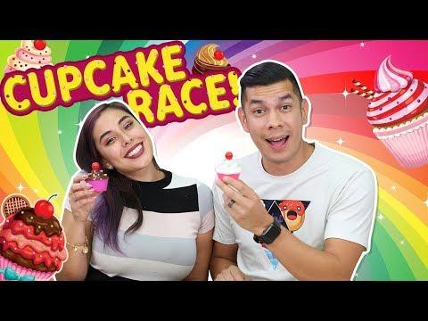 Cupcake Race!  For Fun Sake  Toy Box Collectibles