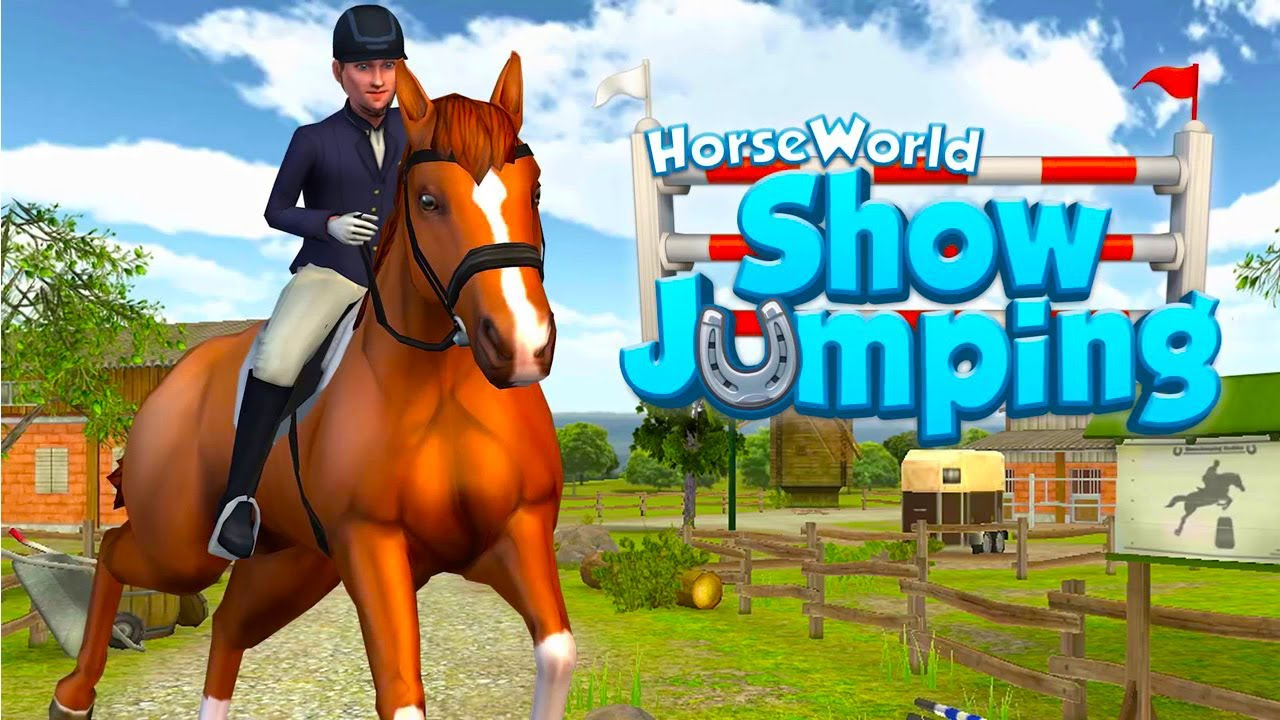 Horseworld Show Jumping Android Gameplay ᴴᴰ Youtube