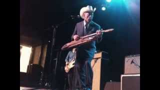 Junior Brown, Apache, Secret Agent Man, Covington KY 10-10-2013