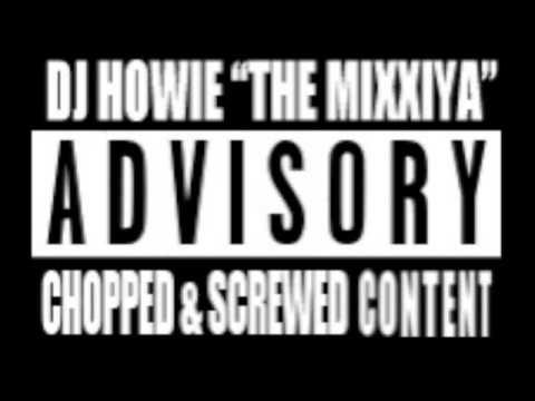 Paul Wall & Chamillionaire - My Money Gets Jealous [Chopped & Screwed by DJ Howie]