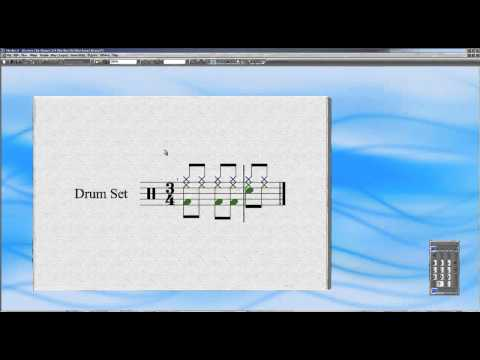 Music Notation in Sibelius - Part 5