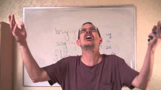 Q&A: ing + ing: Pronunciation–brING+ING, sING+ING, etc.!!