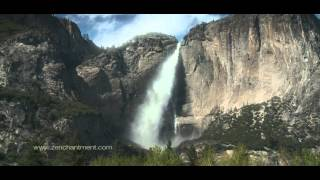 Yosemite Falls in Springtime - Relaxation, Mindfulness, Meditation