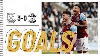 Goals West Ham 3 0 Southampton MP3