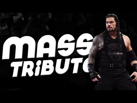 A Mass Tribute to the Roman Reigns | Mass BGM Remix | Media Rockers