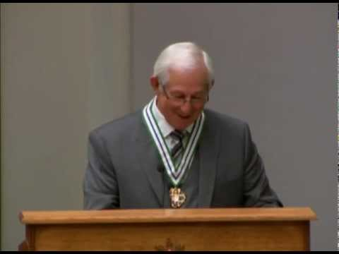 Lieutenant Governor Installation Ceremony