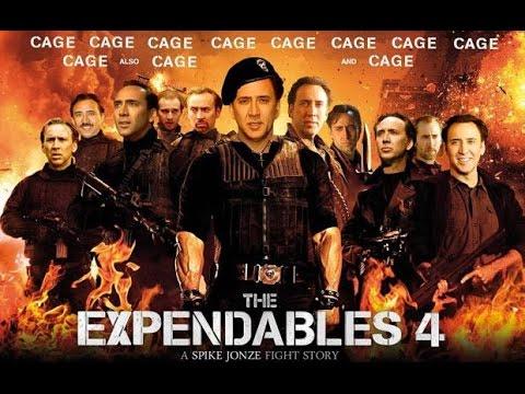 The Expandables 4