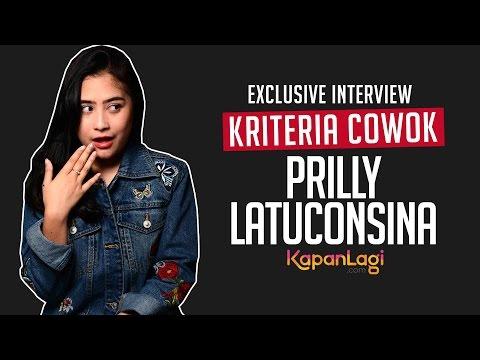 Prilly Latuconsina Jatuh Hati Pada Cowok Rapi