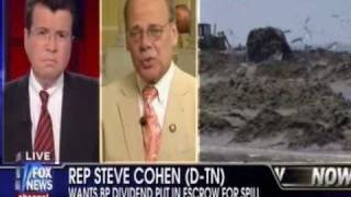 Cohen Says BP Should Be Held Fully Liable for Oil Spill on Neil Cavuto Show