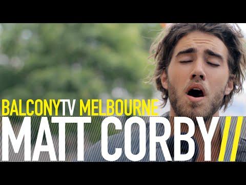 MATT CORBY -  UNTITLED