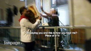 Italian's reaction to Hawaiian Pizza [PRANK]