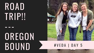 Day 1 of the PURE DESIRE Women's Conference | VEDA day 5 | Road Trip!
