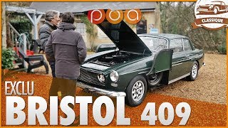 🚗 Bristol 409 (EP1)・Plus luxe qu'une Bentley, plus rare qu'une Aston