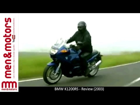 BMW K1200RS - Review (2003)