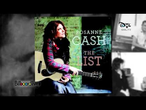 """Rosanne Cash album """"The List"""" Promo"""