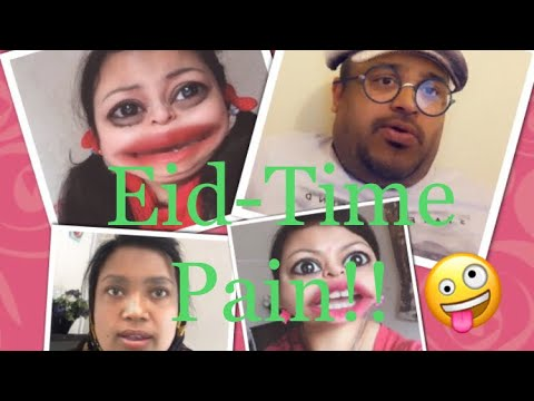 Eid-Time Pain 👉 for Abba 😜